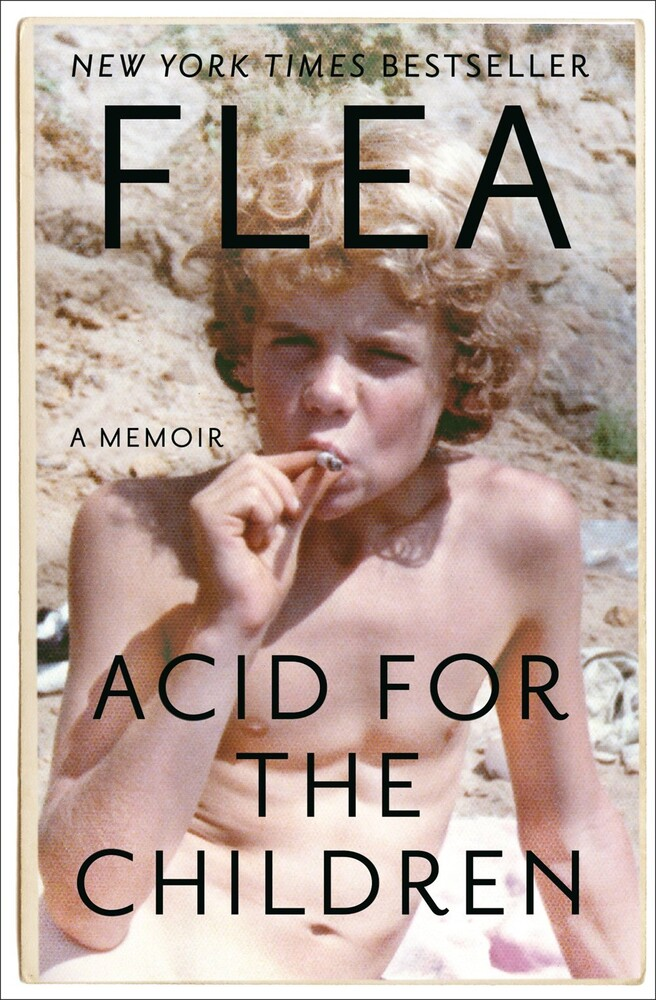 Flea / Patti Smith - Acid For The Children (Ppbk)
