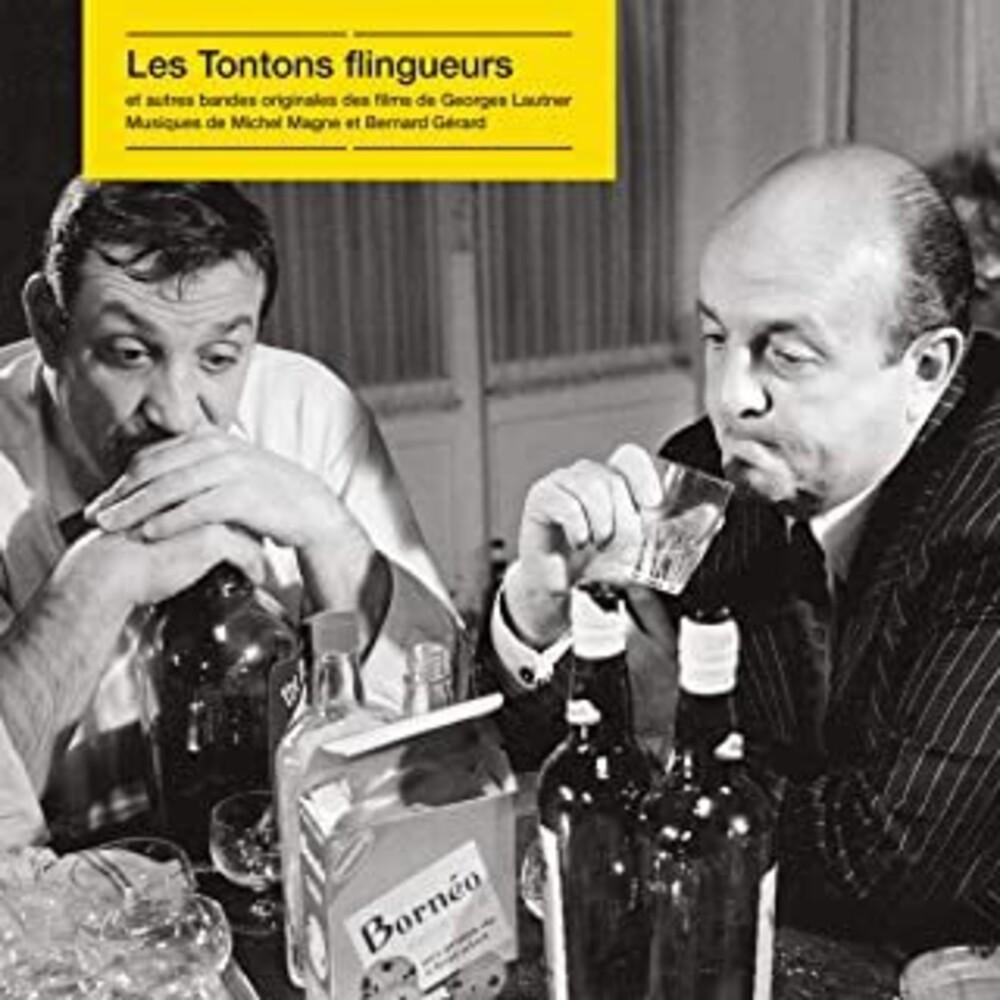 Michel Magne  (Fra) - Les Tontons Flingueurs (Films De Georges Lautner)