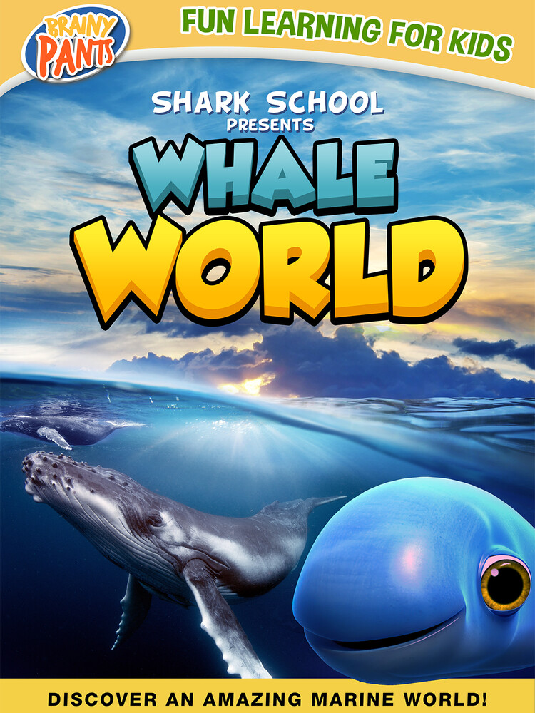 - Shark School: Whale World