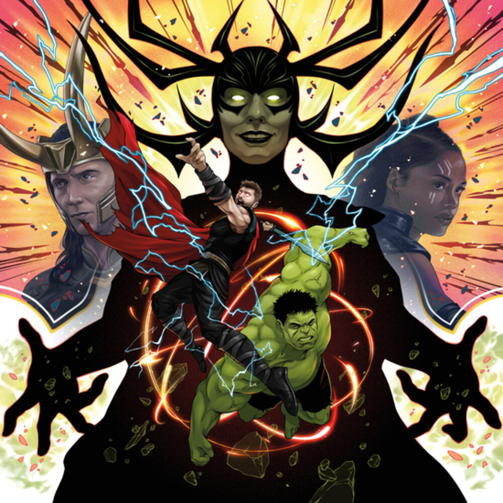 Mark Mothersbaugh  (Colv) (2pk) - Thor: Ragnarok - O.S.T. [Colored Vinyl] (2pk)