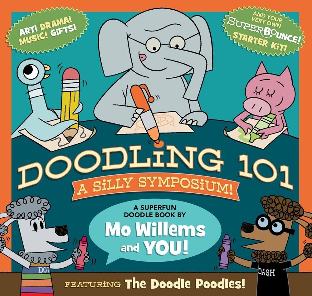 Mo Willems - Doodling 101 (Ppbk)