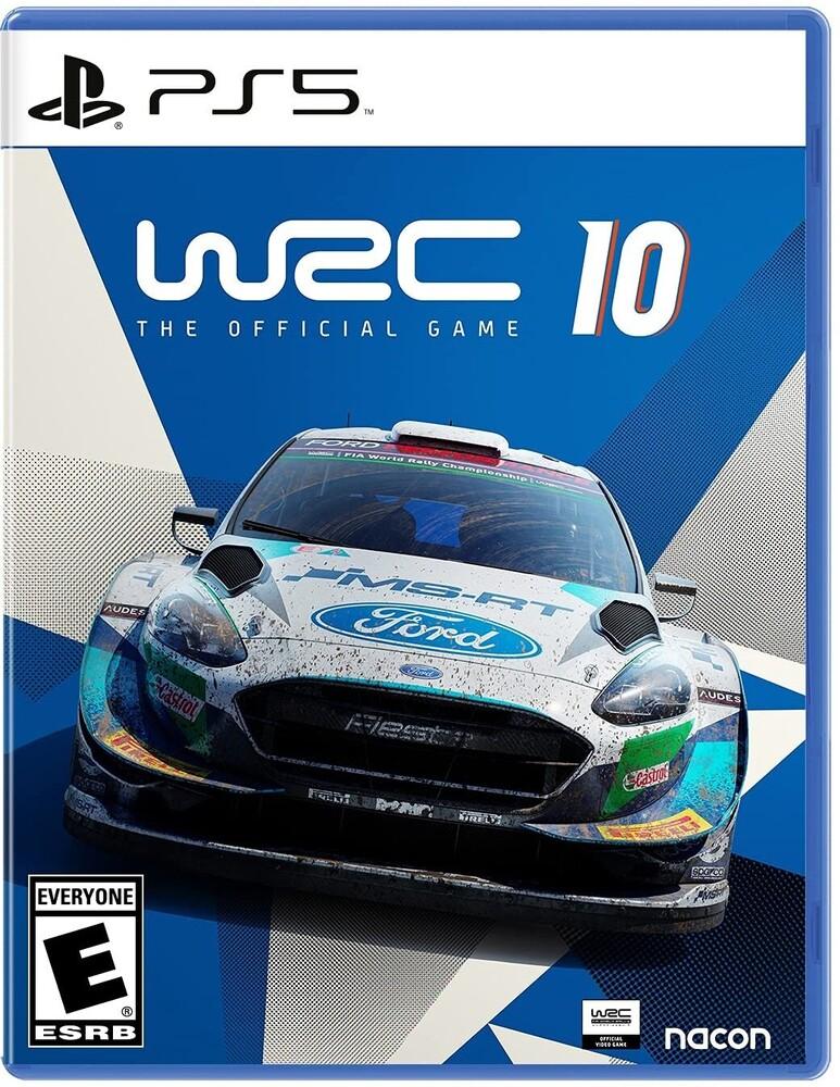 Ps5 Wrc 10 - WRC 10 for PlayStation 5