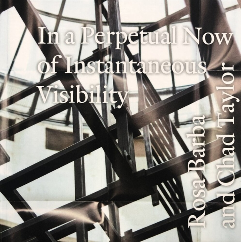 Rosa Barba  / Taylor,Chad - In A Perpetual Now Of Instantaneous Visibility
