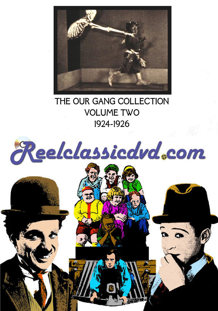 - Our Gang Collection Volume Two / (Mod)
