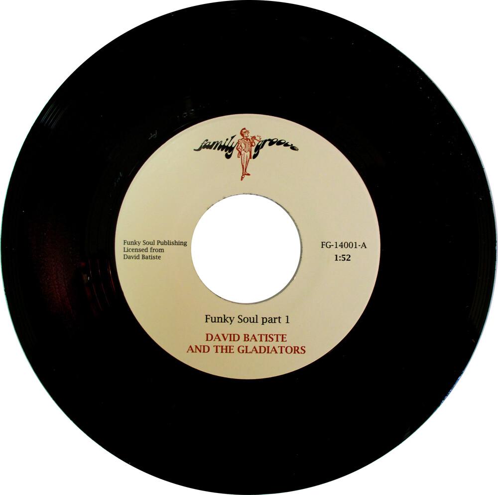 David Batiste & The Gladiators - Funky Soul