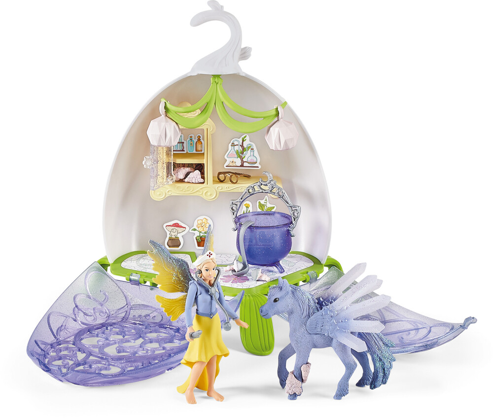 - Schleich Magical Vet Blossom (Fig)