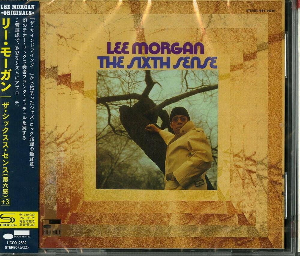Lee Morgan - Sixth Sense [Limited Edition] (Shm) (Jpn)