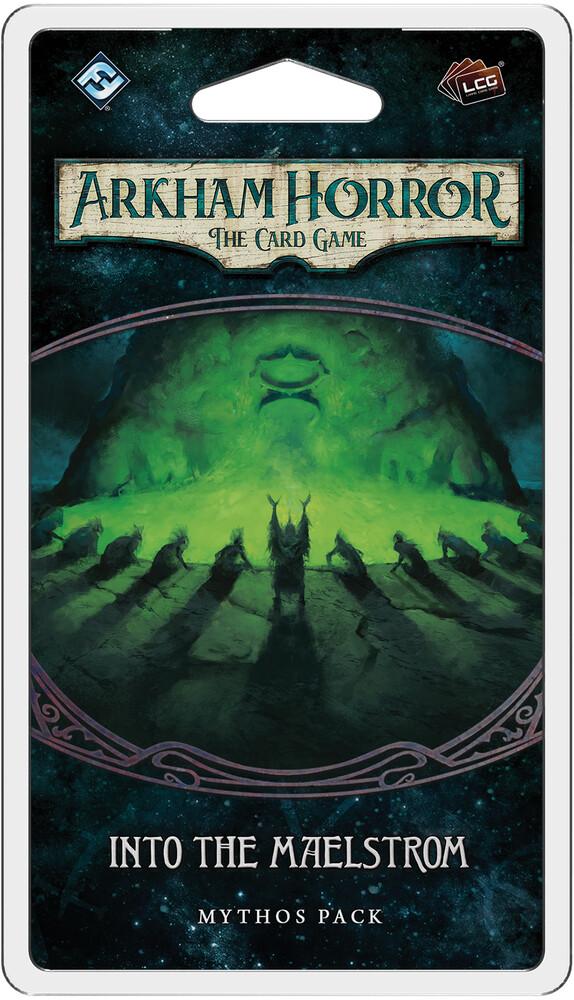 Arkham Horror Card Game Into Maelstrom Mythos Pack - Arkham Horror Card Game Into Maelstrom Mythos Pack