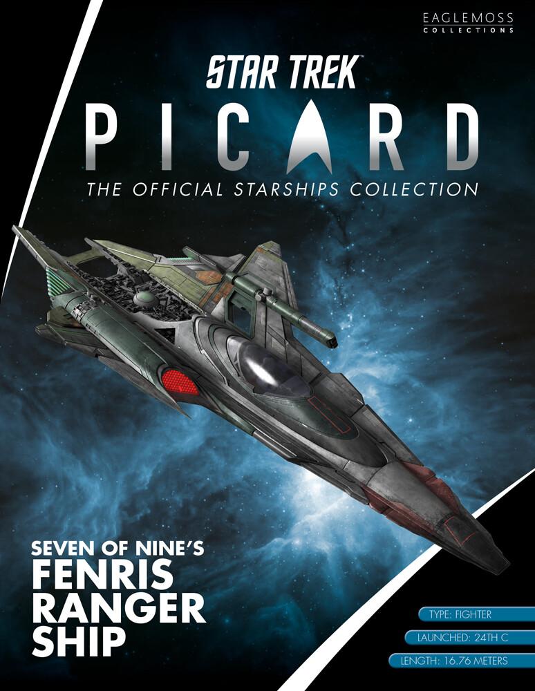 Star Trek Starships - Star Trek Starships - Seven Of Nine's Fenris Range