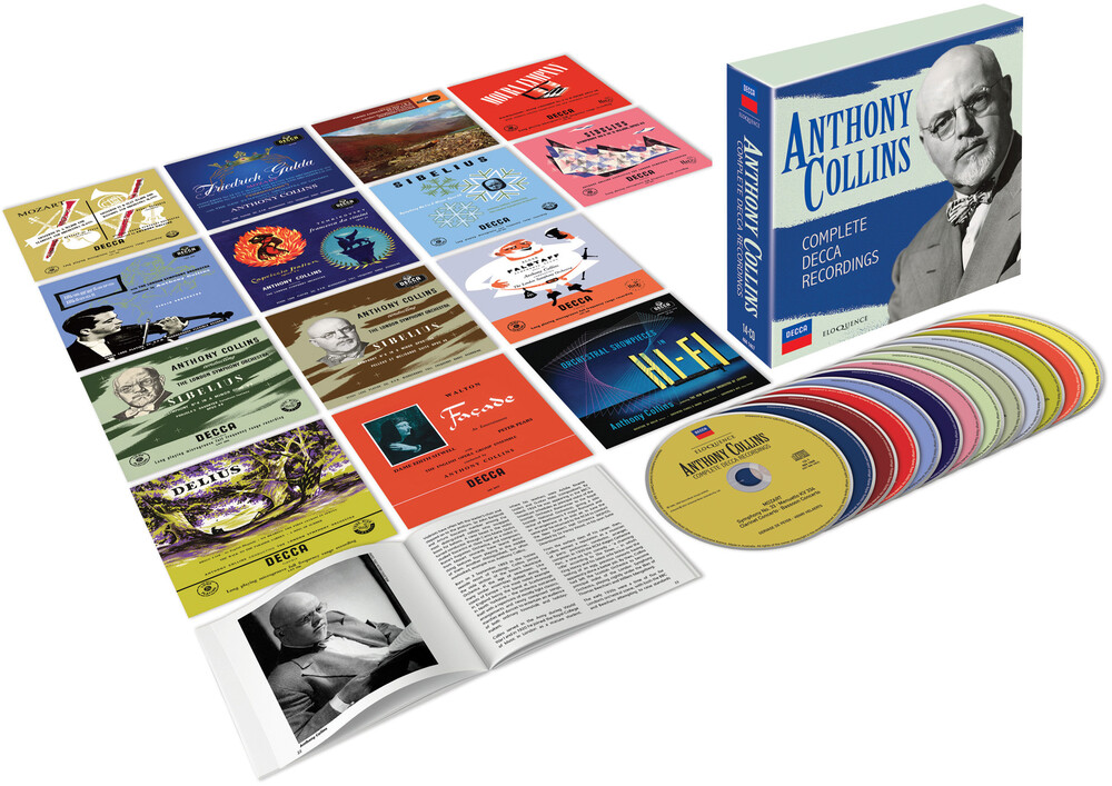 Anthony Collins - Complete Decca Recordings (Box) [Limited Edition] (Aus)