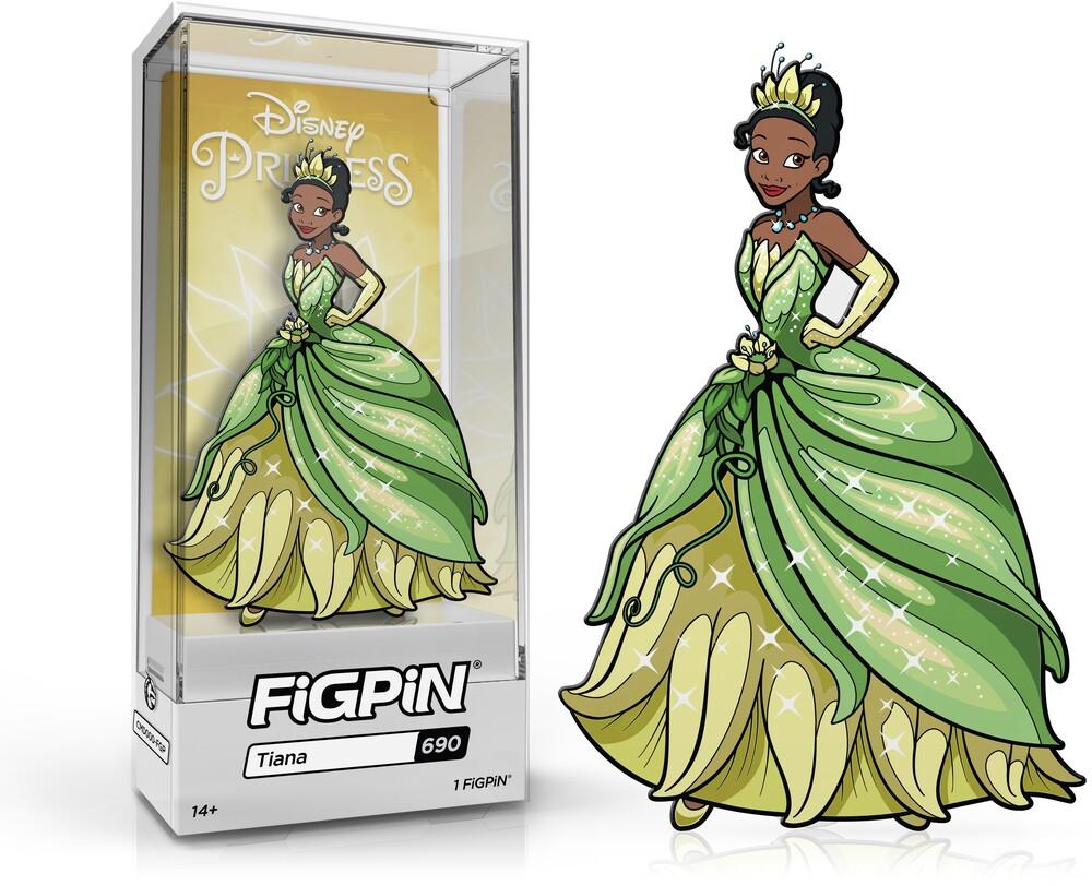 Figpin Disney Princesses Tiana #690 - Figpin Disney Princesses Tiana #690 (Clcb) (Pin)