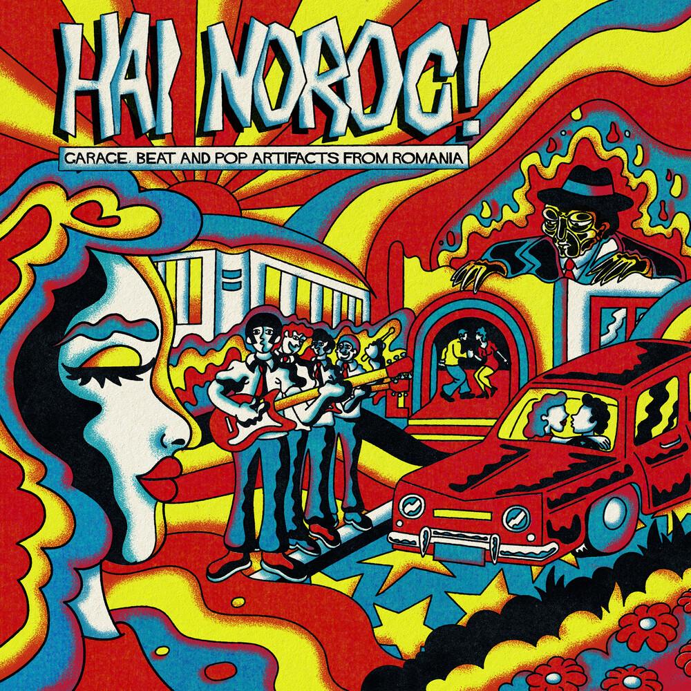Hai Noroc Garage Beat & Pop Artifacts From Romani - Hai Noroc Garage Beat & Pop Artifacts From Romani