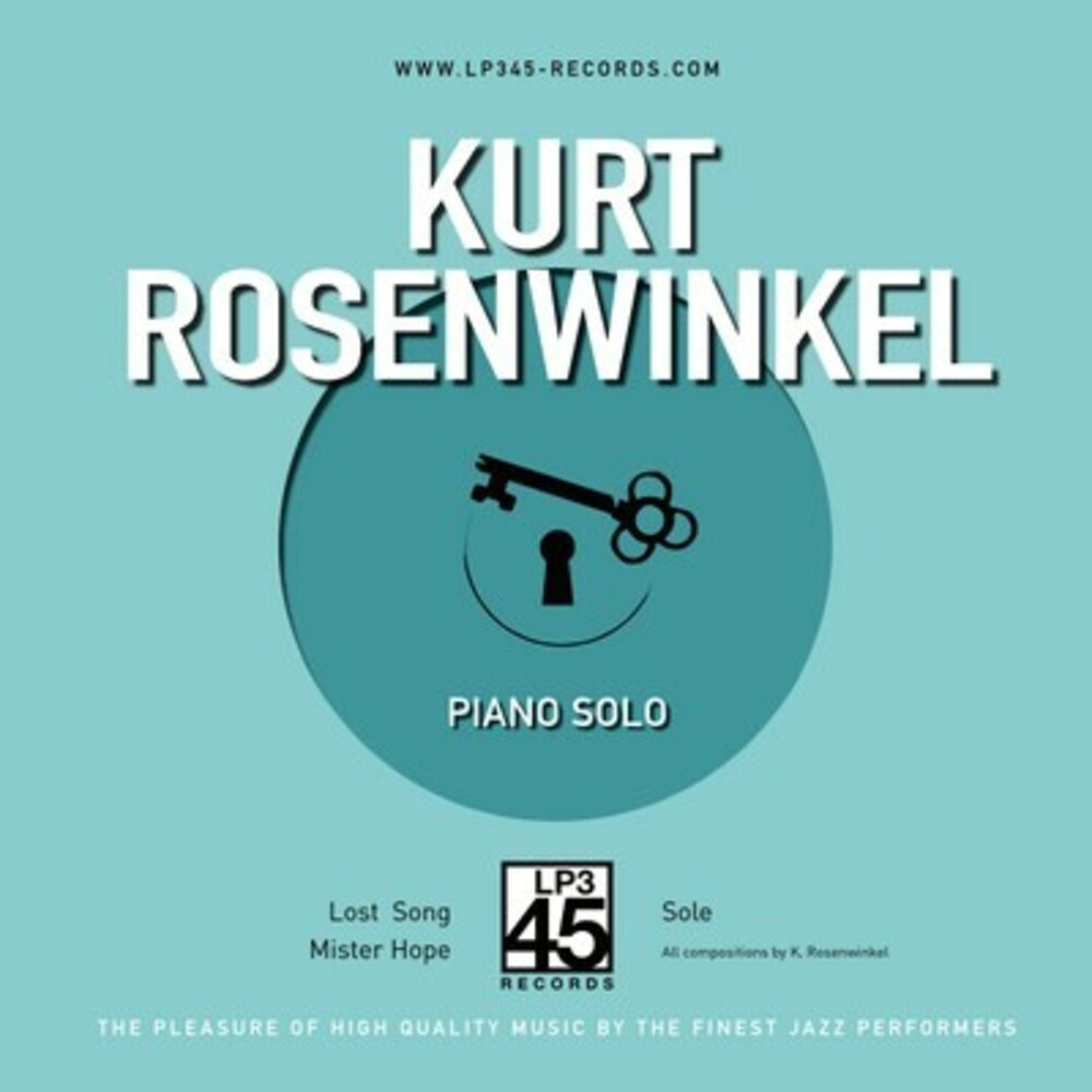 Kurt Rosenwinkel - Piano Solo (Aus)