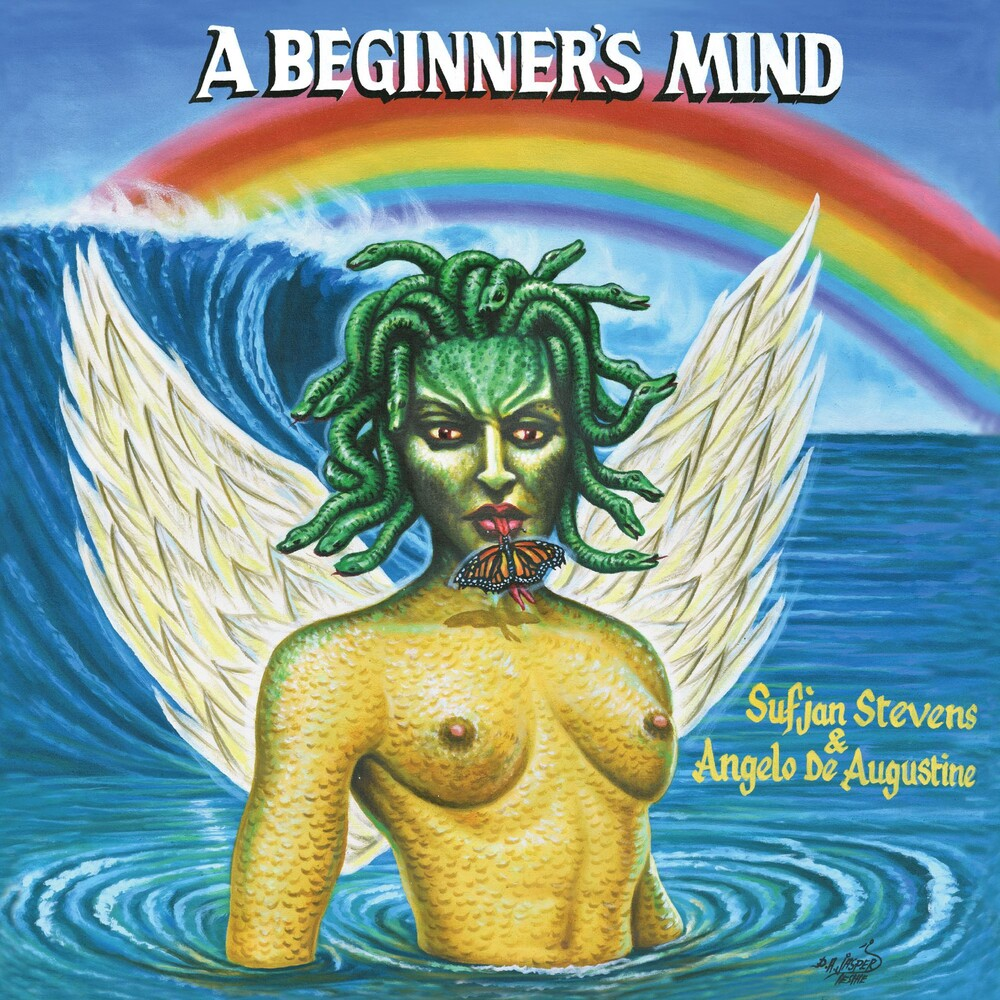 Sufjan Stevens & Angelo De Augustine - Beginner's Mind [Indie Exclusive] (Olmpus Perseus Shield Gold)