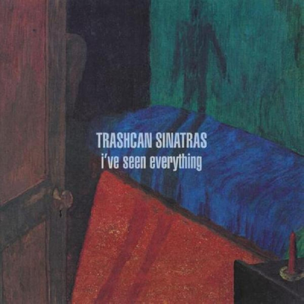 Trashcan Sinatras - Ive Seen Everything [Clear Vinyl] (Red)