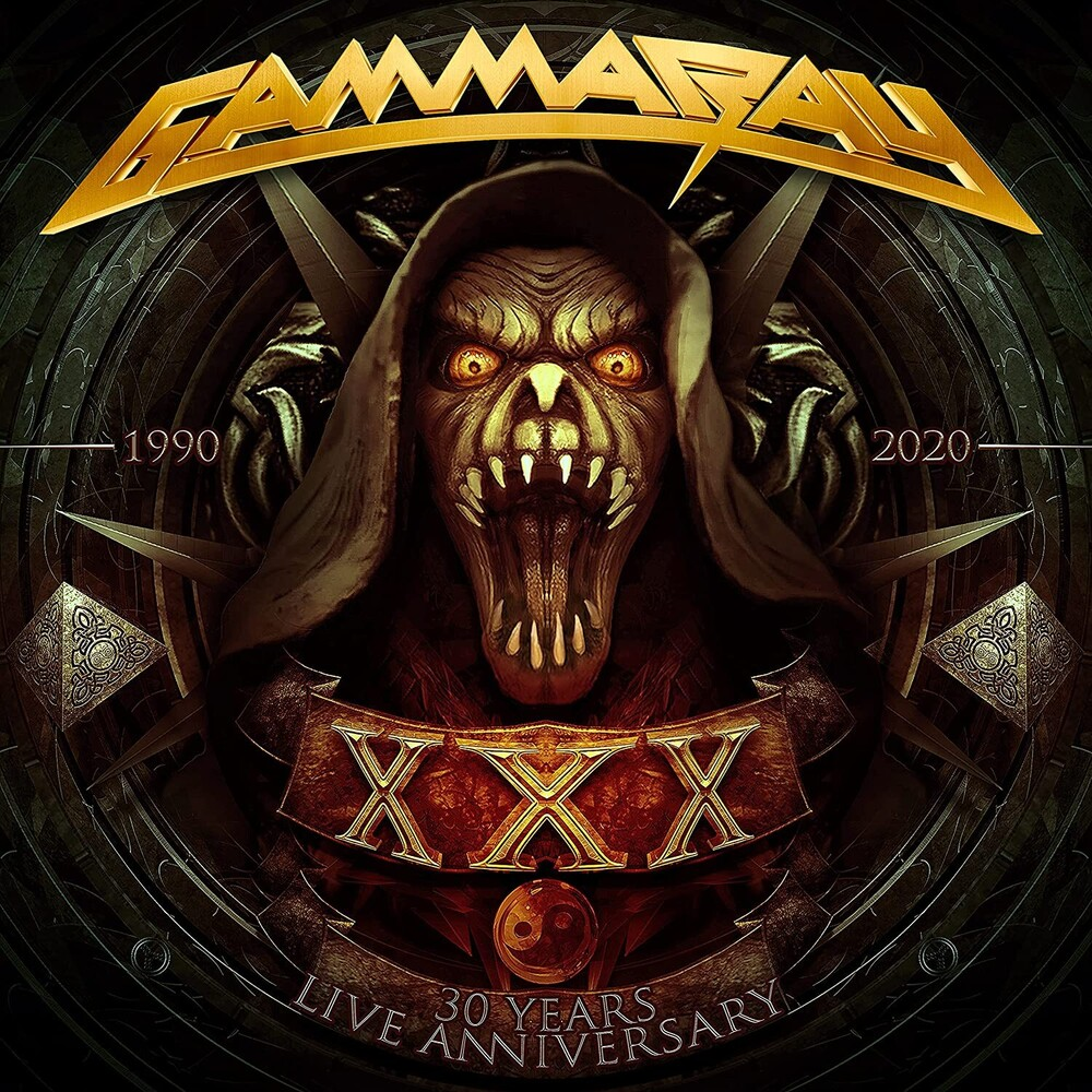Gamma Ray - 30 Years Live Anniversary (Blk) [Limited Edition] (Wbr) (Uk)