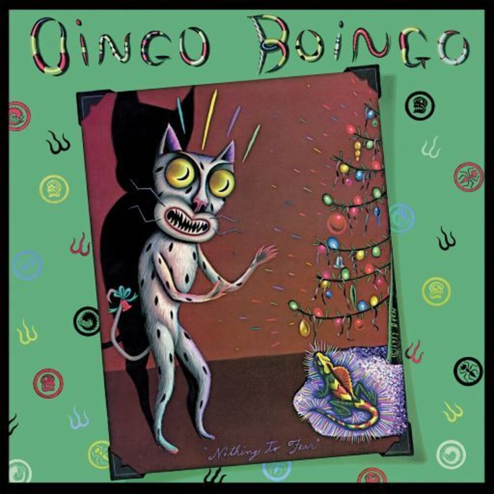 Oingo Boingo - Nothing To Fear (2021 Remastered & Expanded Ed.)