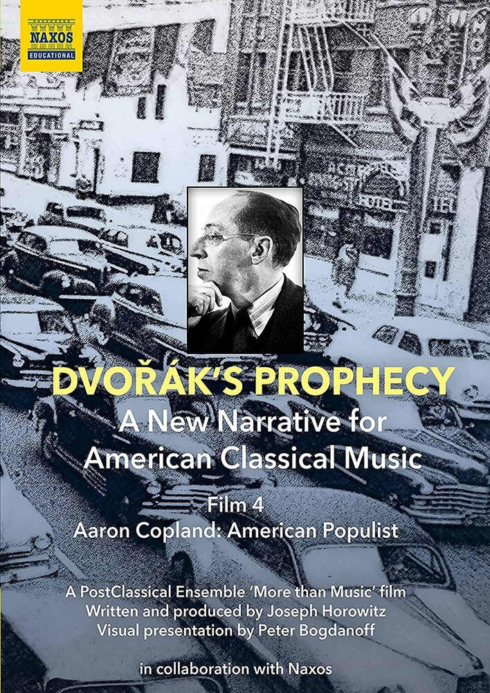Pasternack / Postclassical Ensemble - Dvorak's Prophecy: Film 4
