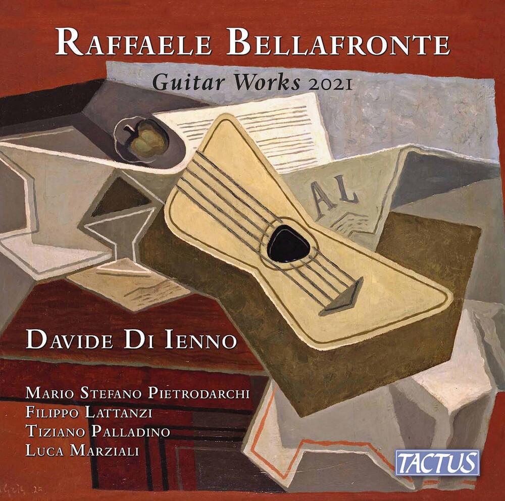 Bellafronte / Ienno - Guitar Works