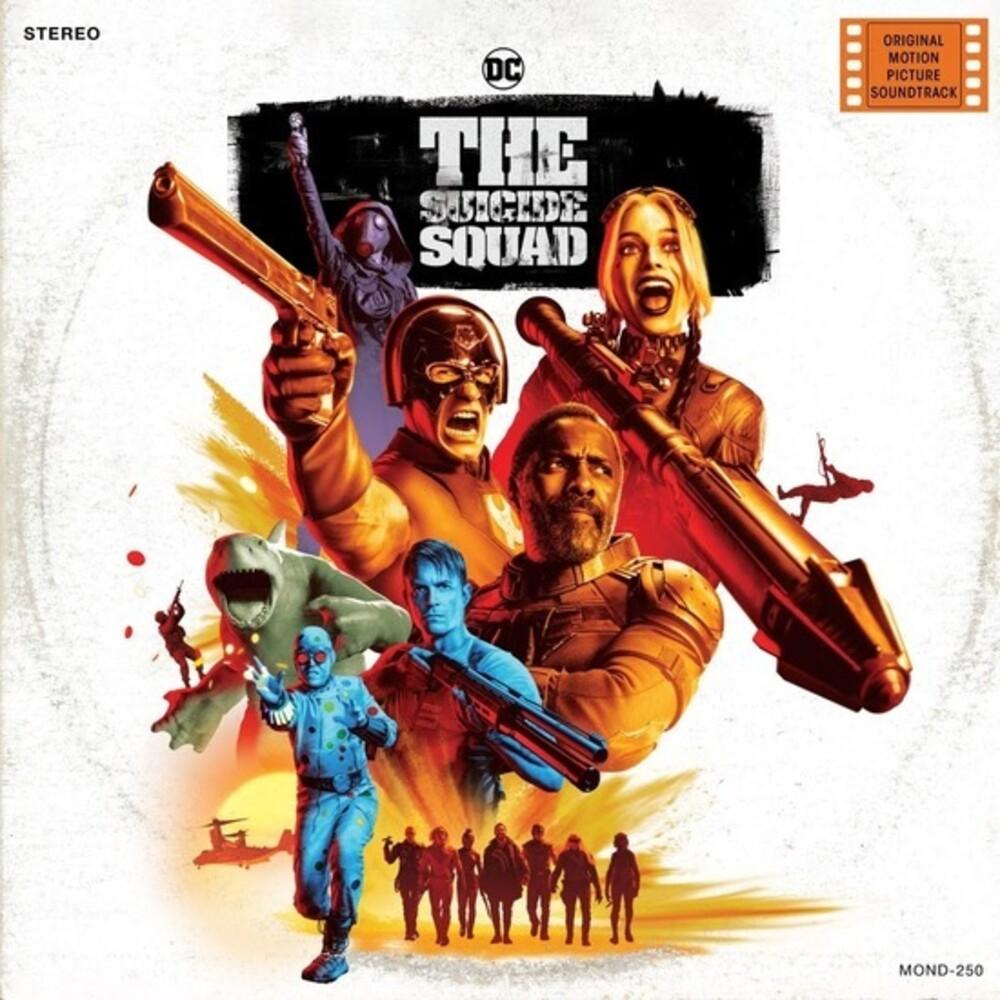 Suicide Squad / O.S.T. (Ogv) - Suicide Squad / O.S.T. [180 Gram]