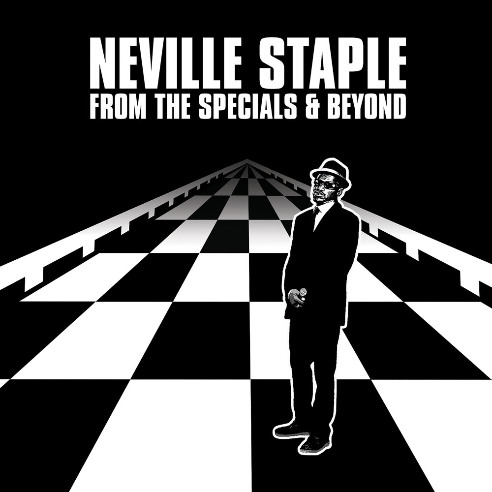 Neville Staple - From The Specials & Beyond [Digipak]