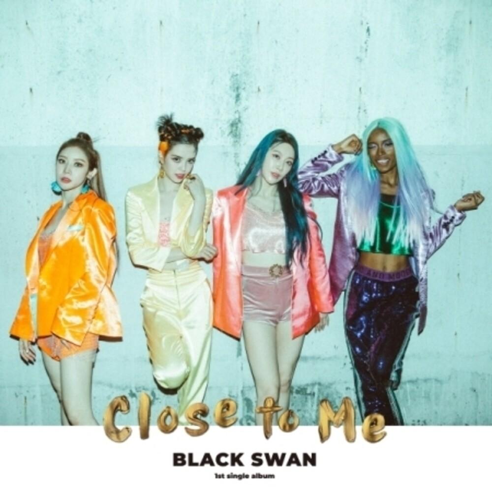Black Swan - Close To Me (Stic) (Pcrd) (Phob) (Phot) (Asia)