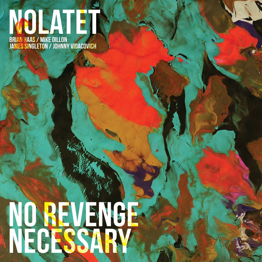 Nolatet - No Revenge Necessary [Import]