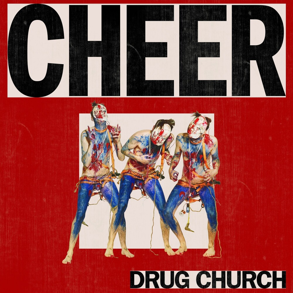 Drug Church - Cheer [Indie Exclusive Limited Edition Red in Beer LP]