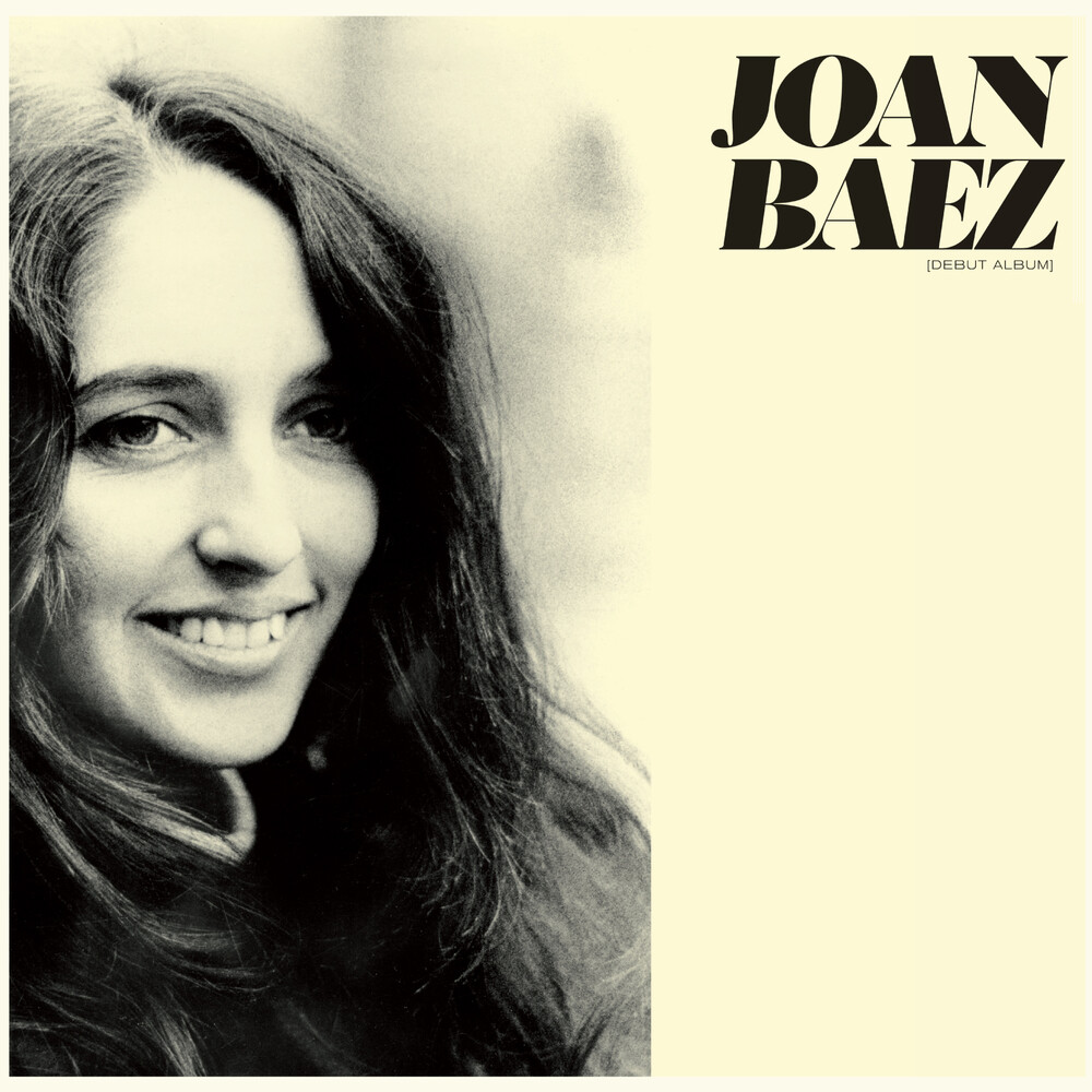 Joan Baez - Joan Baez [Colored Vinyl] [180 Gram] (Ylw) (Spa)