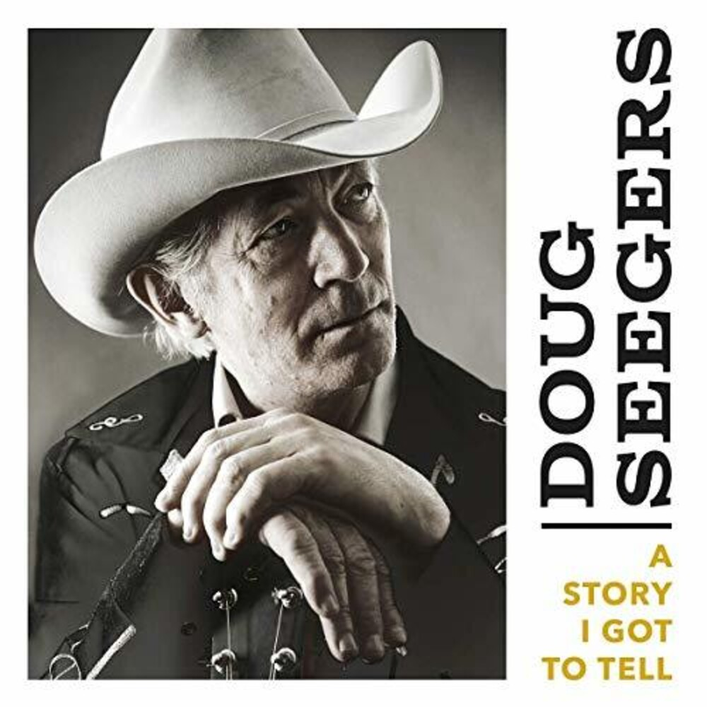 Doug Seegers - A Story I Got To Tell [LP]