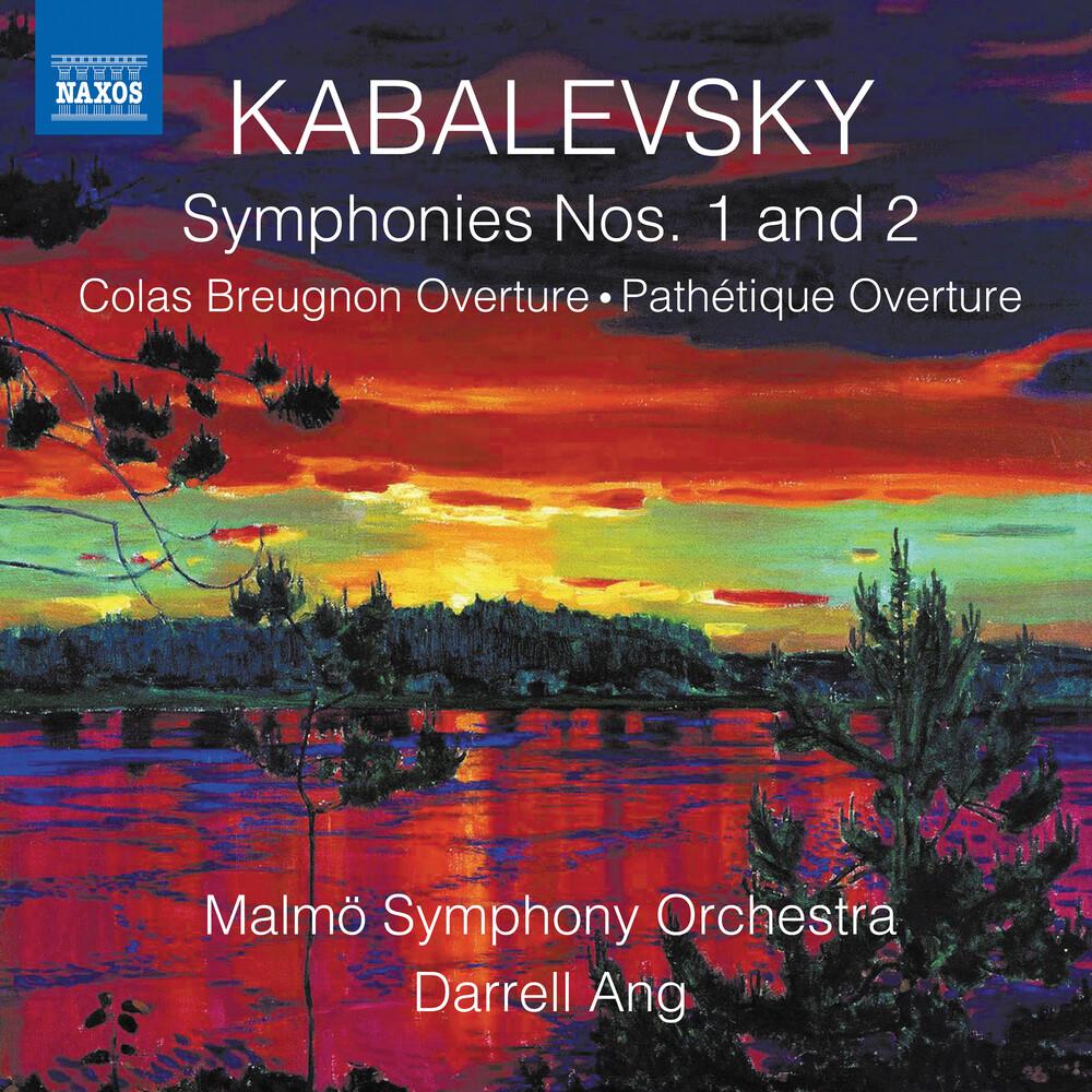 Malmö Symphony Orchestra - Symphonies 1 & 2