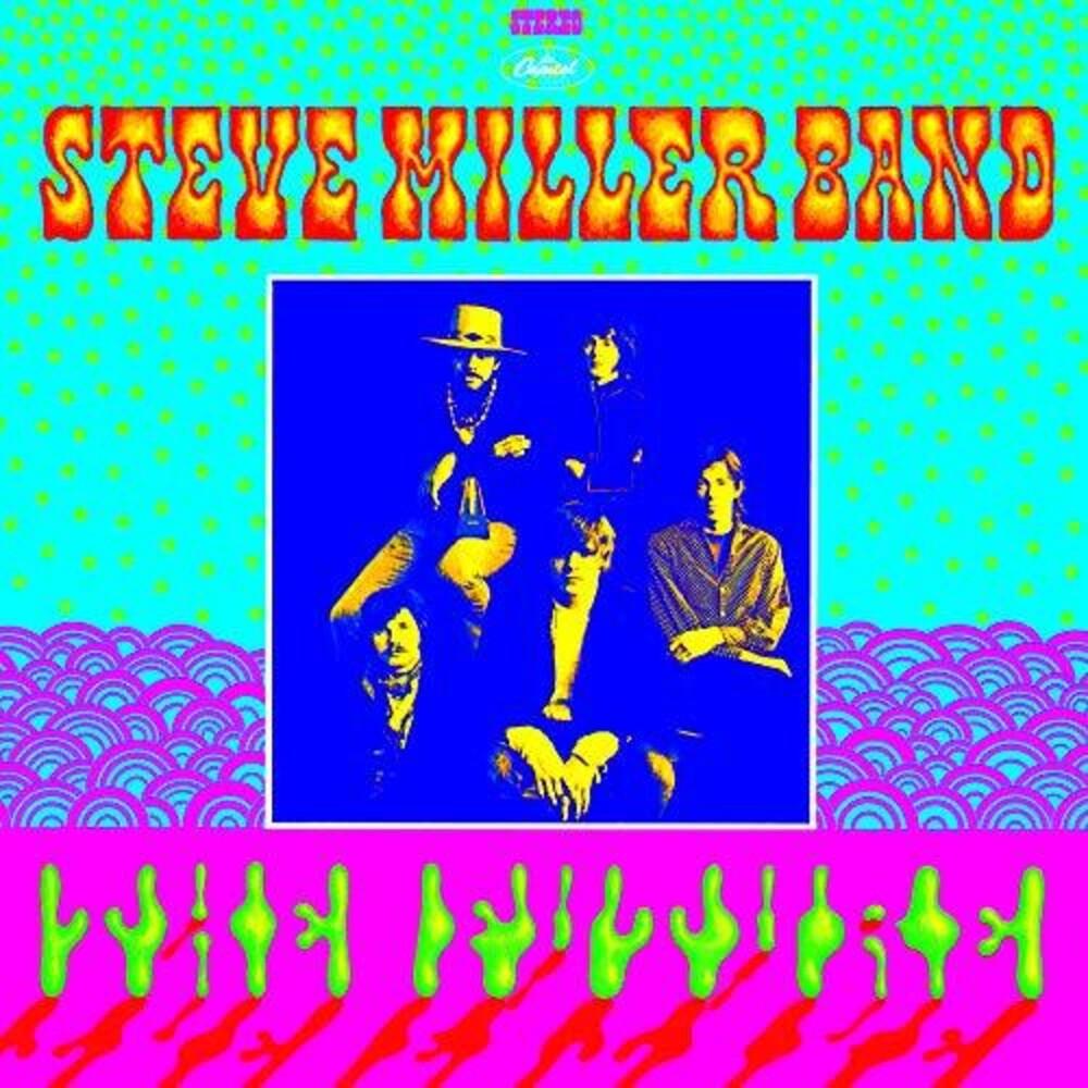 Steve Miller - Children Of The Future [Pink LP]