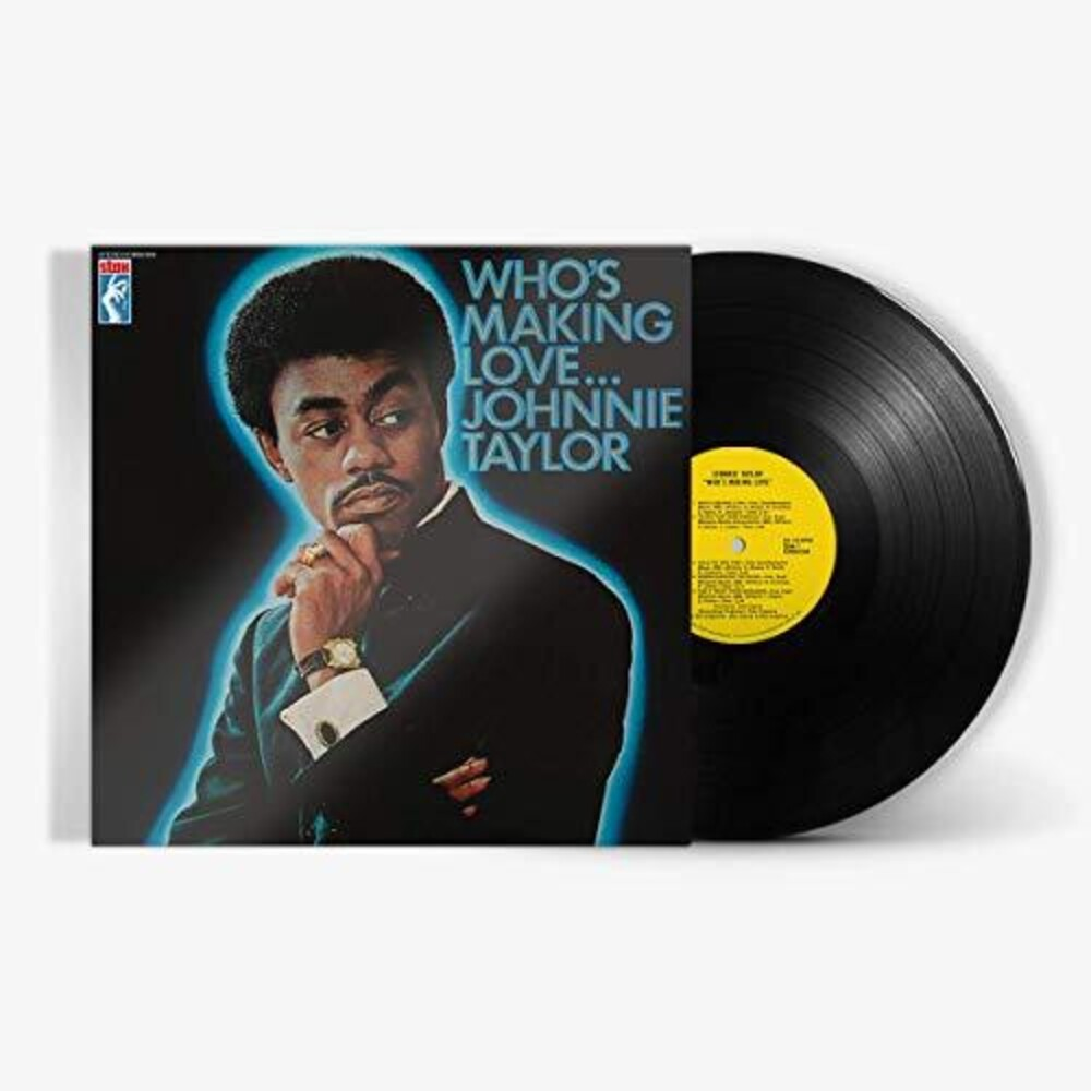 Johnnie Taylor - Who's Making Love [LP]