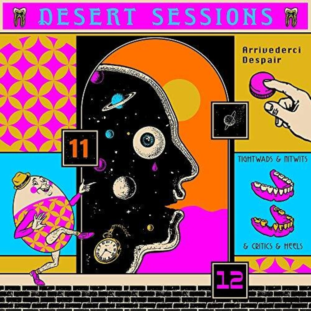 Desert Sessions - Vol. 11 & 12