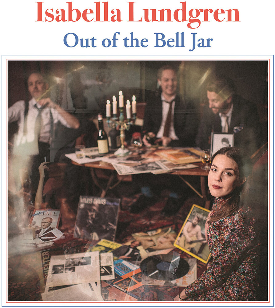 Isabella Lundgren - Out Of The Bell Jar