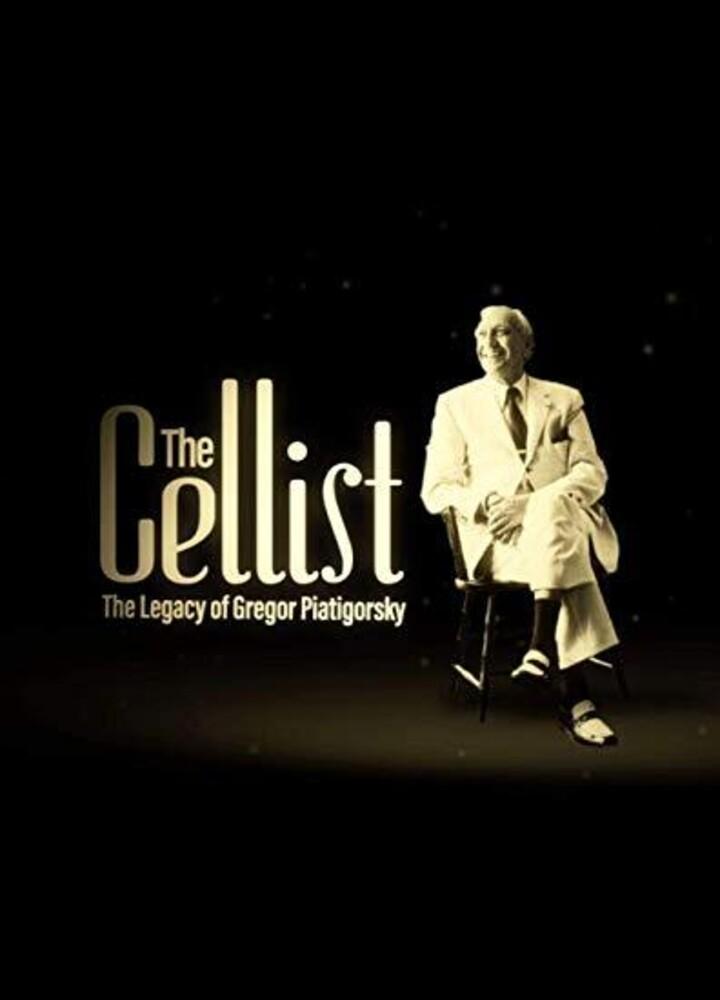 Cellist: Legacy of Gregor Piatigorsky - Cellist: Legacy Of Gregor Piatigorsky / (Ws)