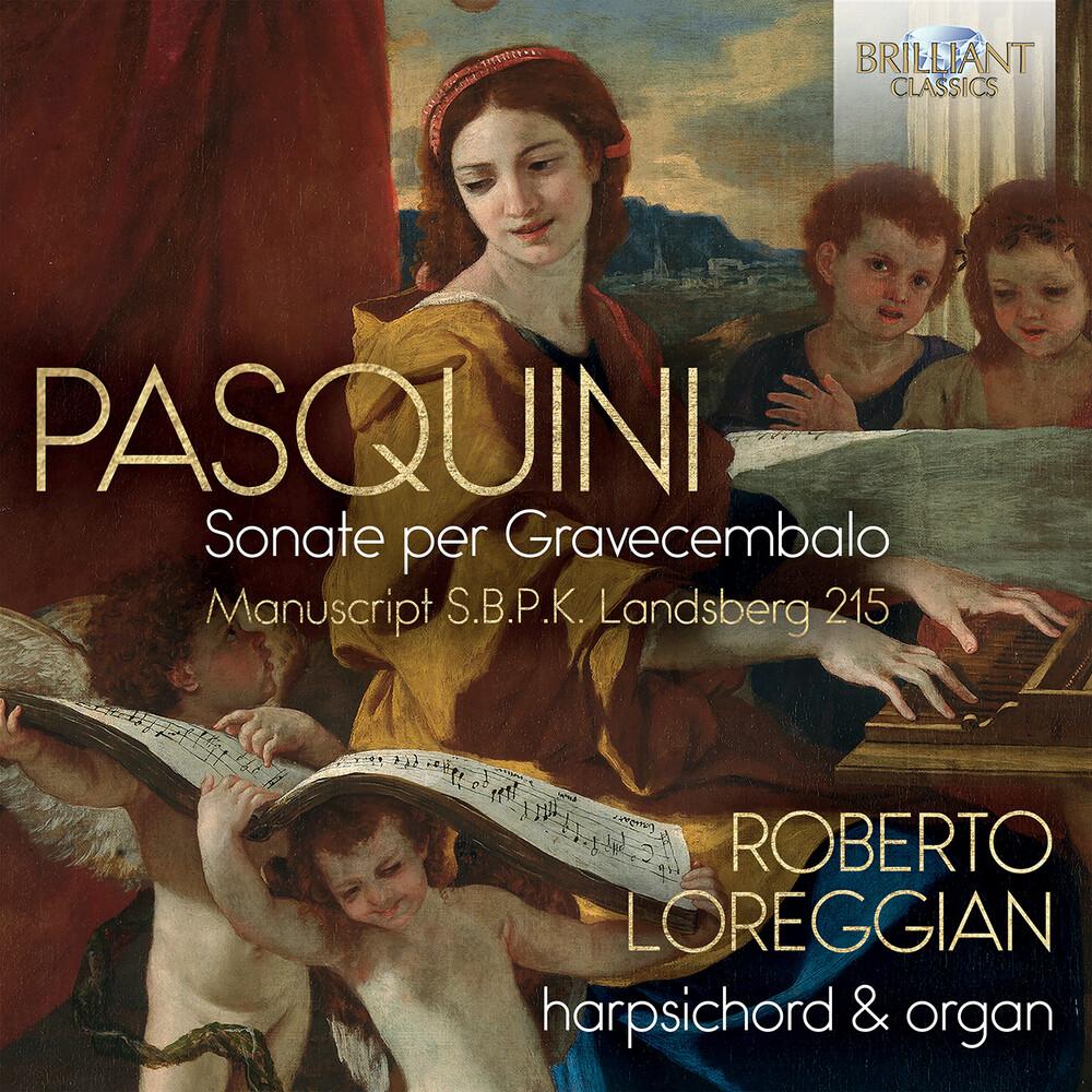 Roberto Loreggian - Sonate Per Gravecembalo (Box)