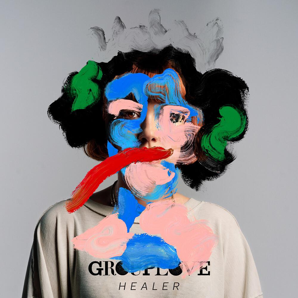 Grouplove - Healer [Indie Exclusive Limited Edition Transparent Blue LP]