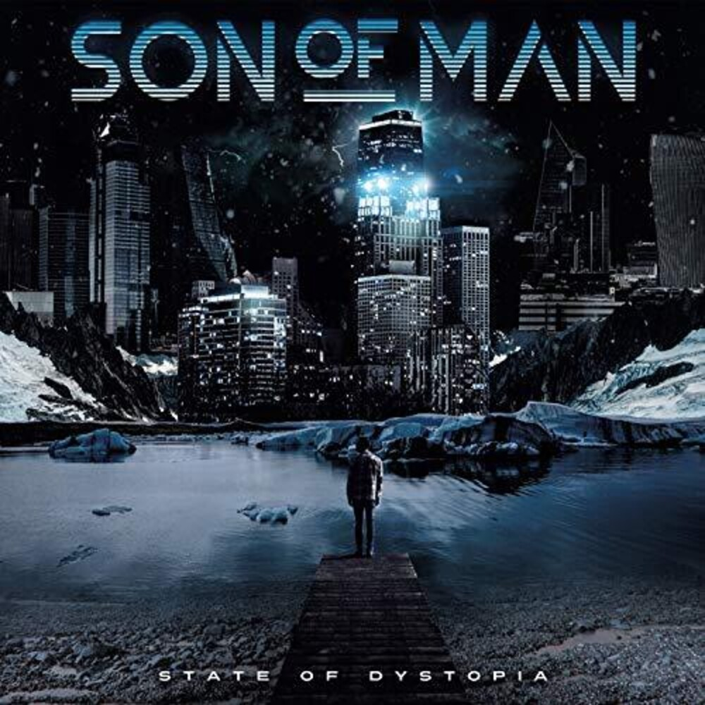 Son Of Man - State Of Dystopia (Uk)
