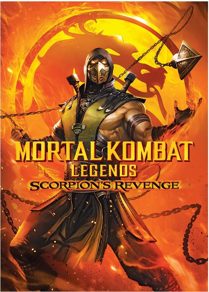 - Mortal Kombat Legends: Scorpion's Revenge