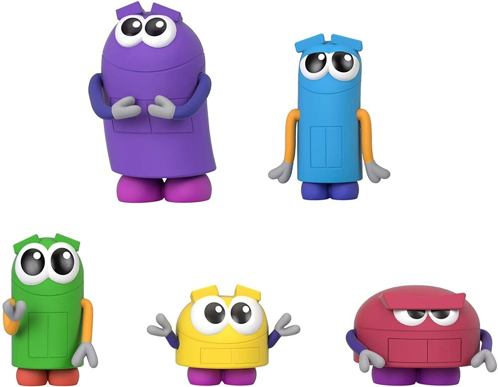 StoryBots - Fisher Price - Storybots Figure Pack