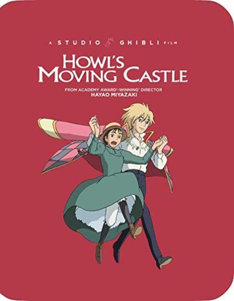 - Howl's Moving Castle (2pc) / (Ltd Stbk 2pk Ac3 Ws)