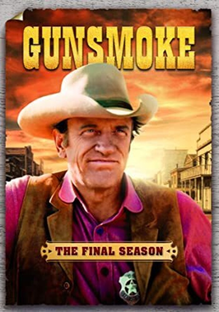 Gunsmoke: Final Season - Gunsmoke: Final Season (6pc) / (Box Full Amar)