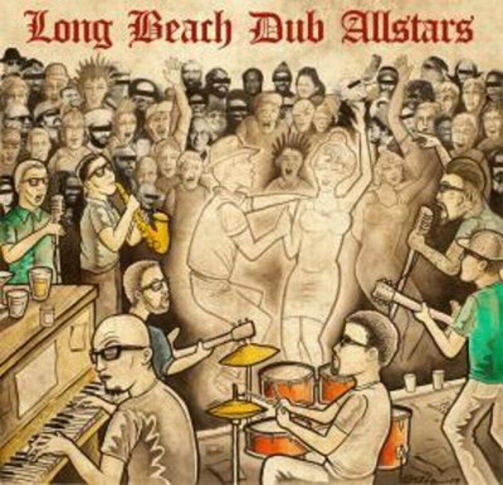 Long Beach Dub Allstars - Long Beach Dub Allstars [LP]
