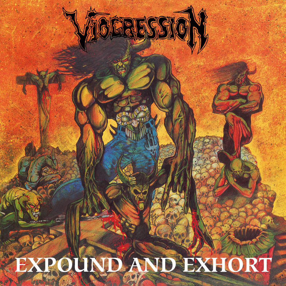 Viogression - Expound & Exhort