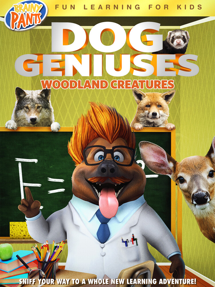 - Dog Geniuses: Woodland Creatures