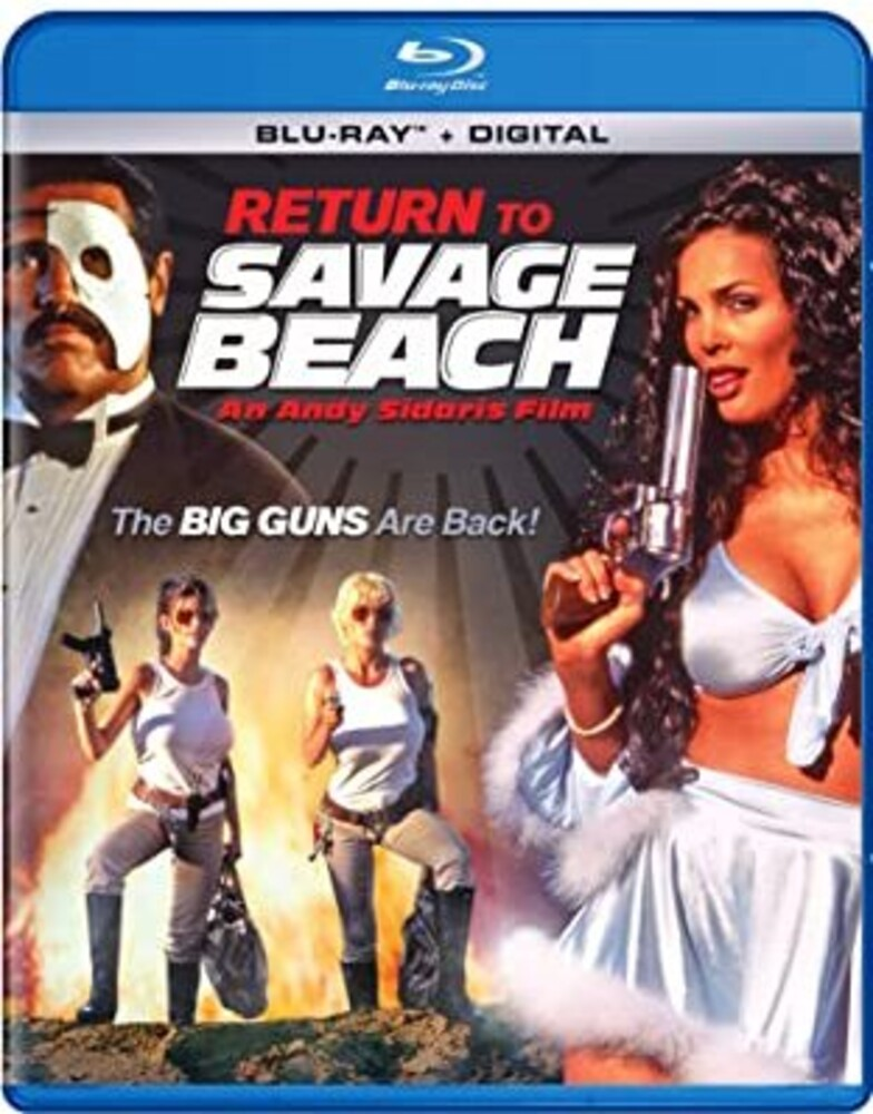 Return to Savage Beach - Return To Savage Beach / (Digc)