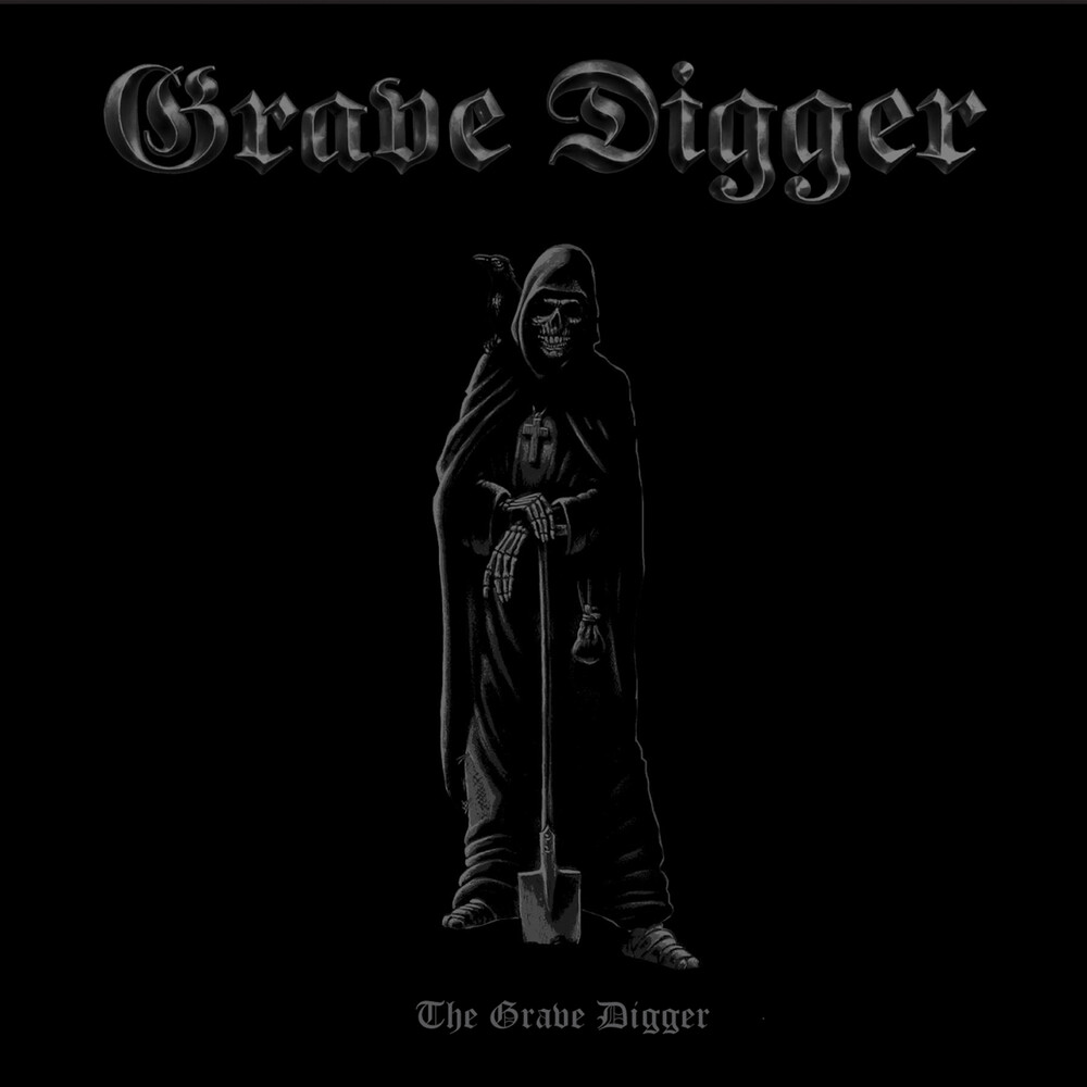 Grave Digger - The Grave Digger [LP]