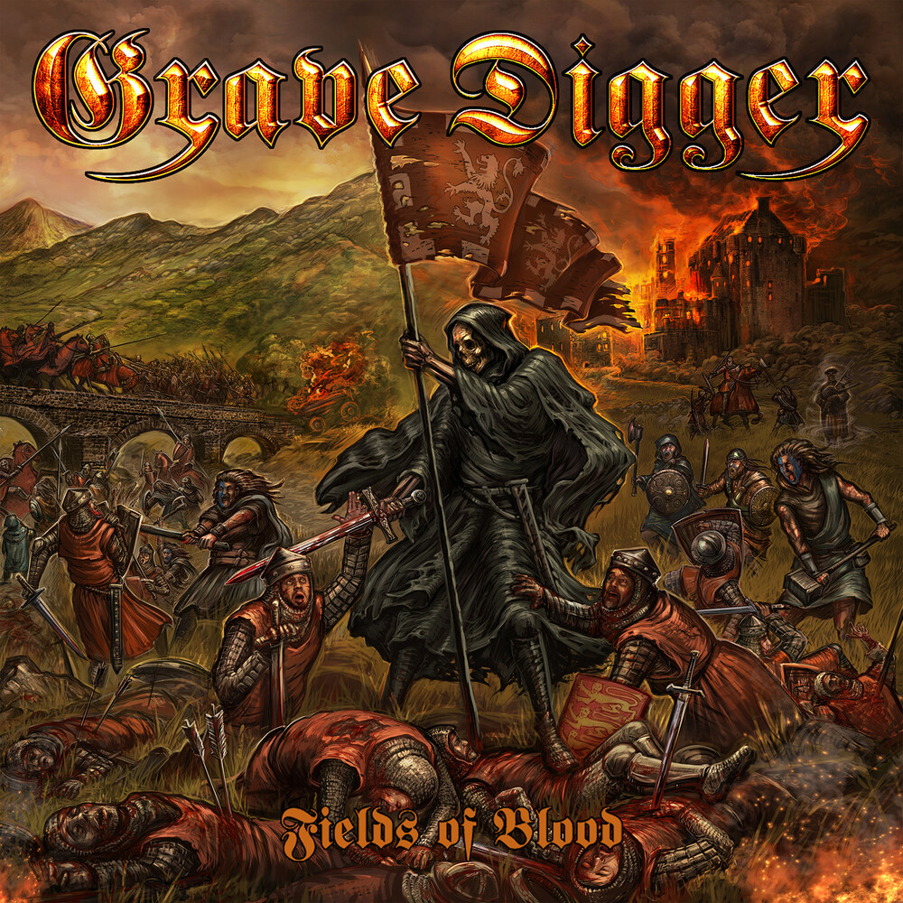 Grave Digger - Fields Of Blood [LP]