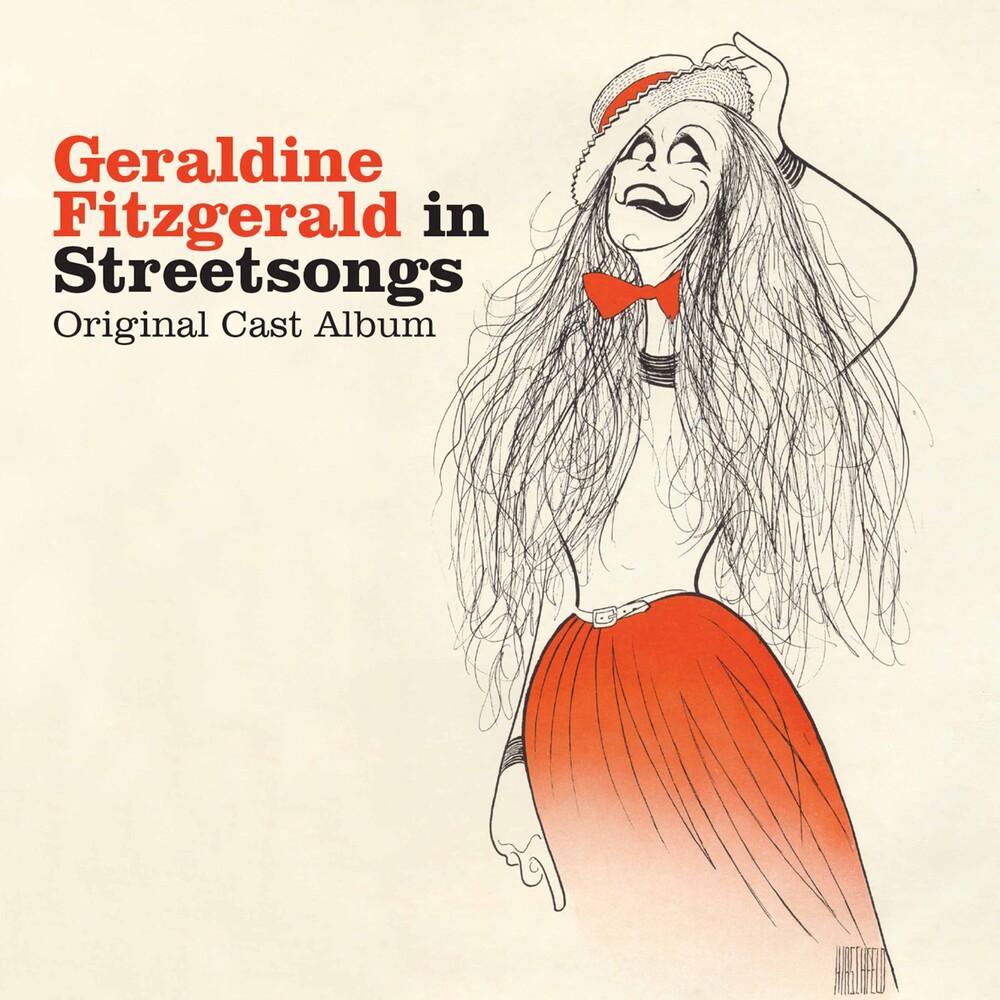 Geraldine Fitzgerald - Streetsongs